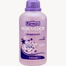 Produtos da Farmax para as unhas