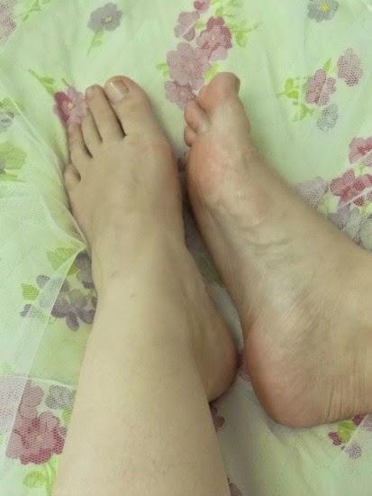 Footner Meias Esfoliantes resenha