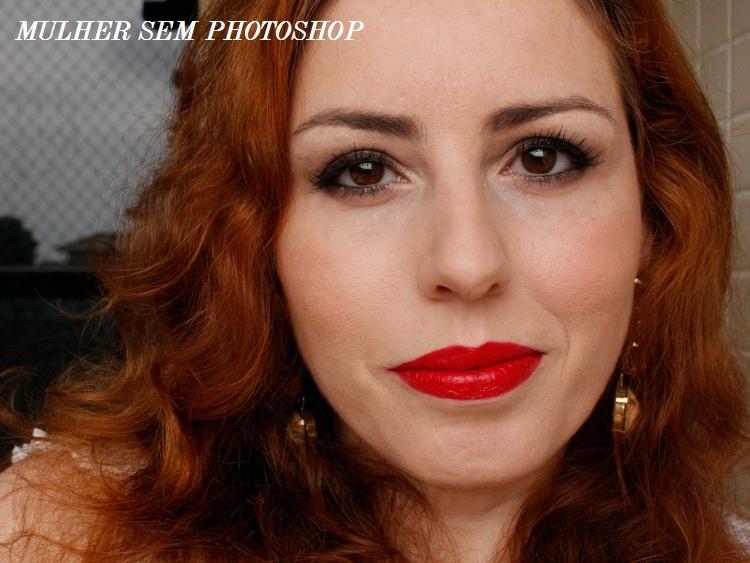 Mulher Sem Photoshop - Feliz 2016