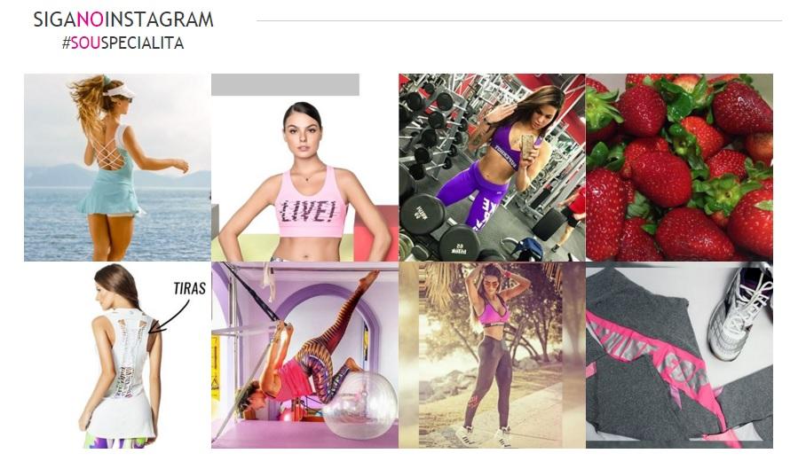 1306cf6a96 Onde comprar moda fitness - Specialità Fitness - Mulher sem photoshop
