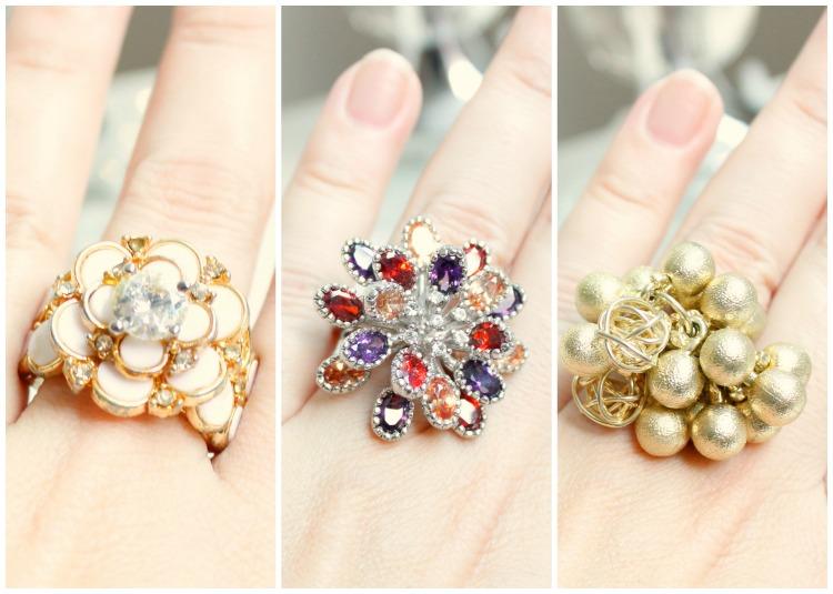 Acessórios preferidos - anéis