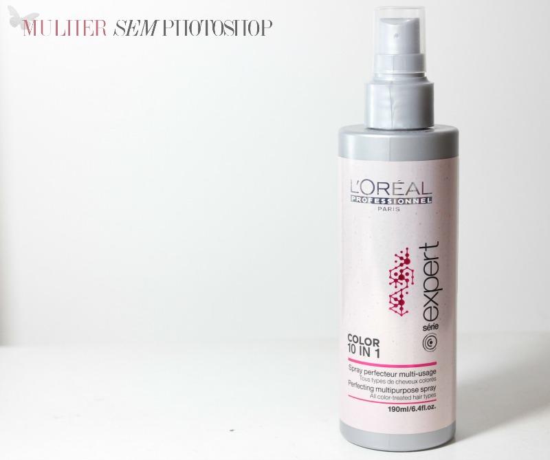 Loreal Vitaminocolor AOX 10 em 1 - spray multibenefícios
