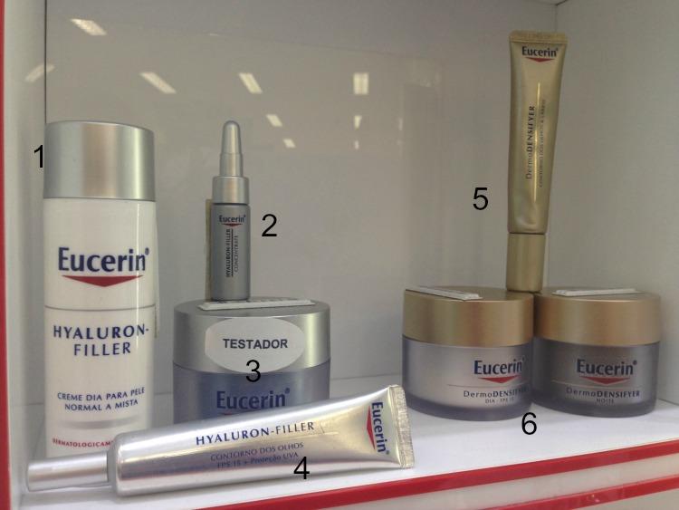 Tratamento de pele Eucerin