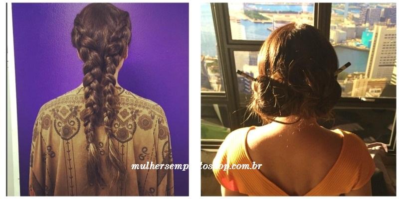 Cabelo Giovanna Antonelli em Sol Nascente - penteados