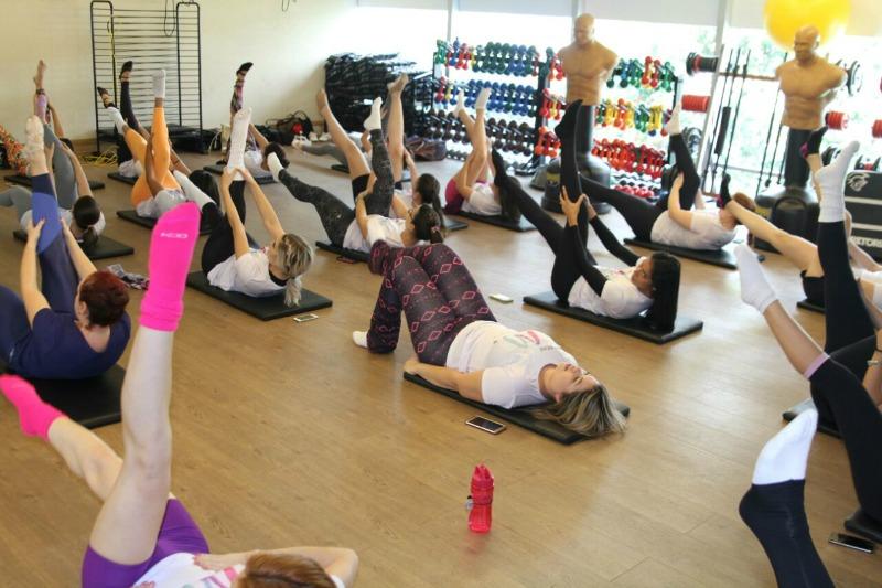 Ballet Fitness na Bodytech