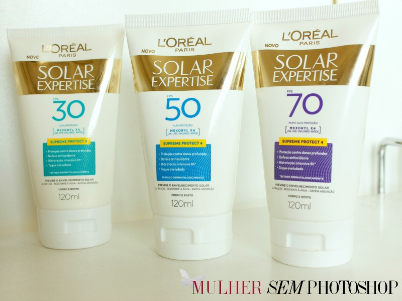 Loreal Solar Expertise Supreme Protect 4