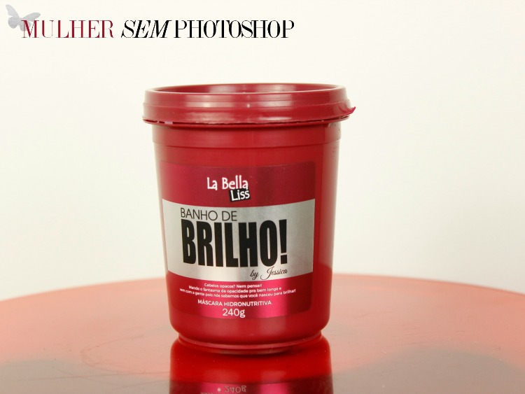 Banho de Brilho La Bella Liss