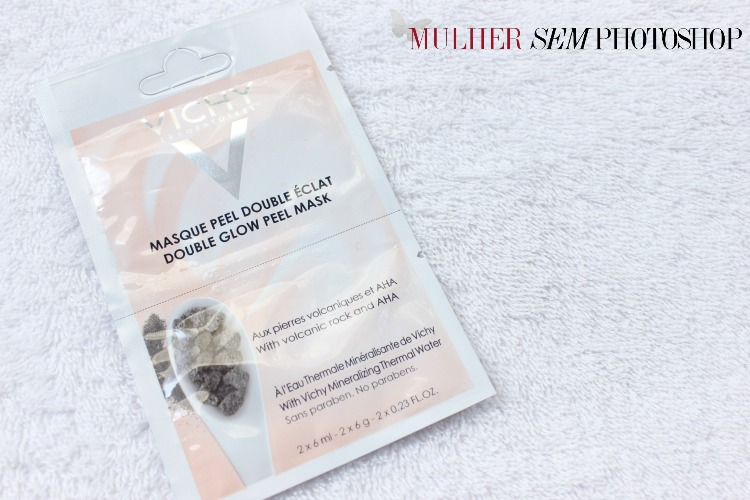 mascara mineral efeito peeling vichy - resenha