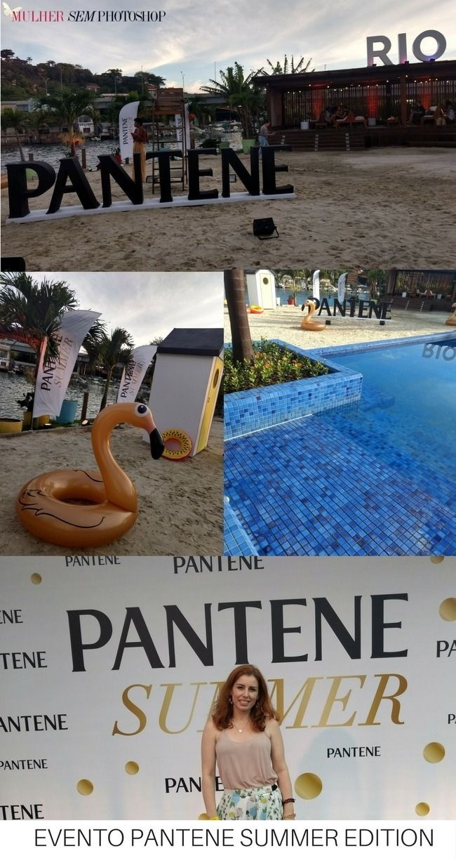 Pantene Summer Edition Evento