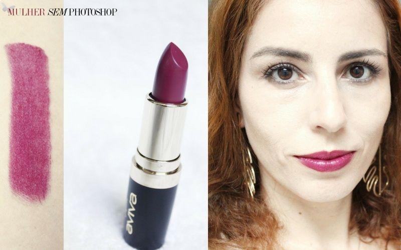 Batom Aviva Color Supreme Violeta - Jequiti