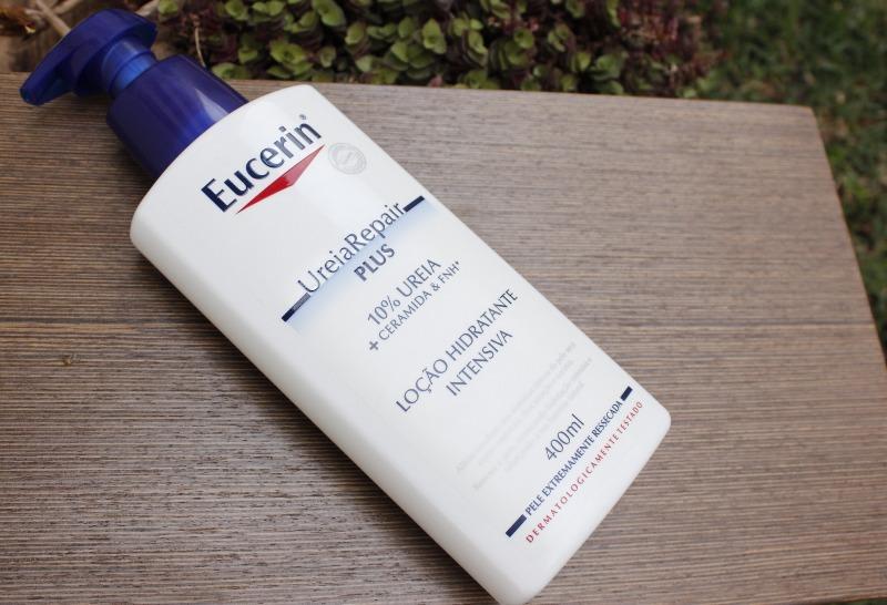 Eucerin Ureia Repair Plus - resenha - hidratante com ureia