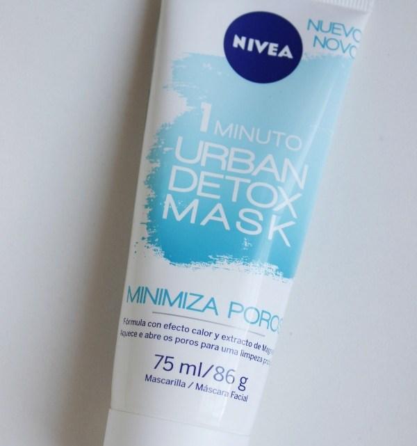 Urban Detox Minimiza Poros Nivea – resenha