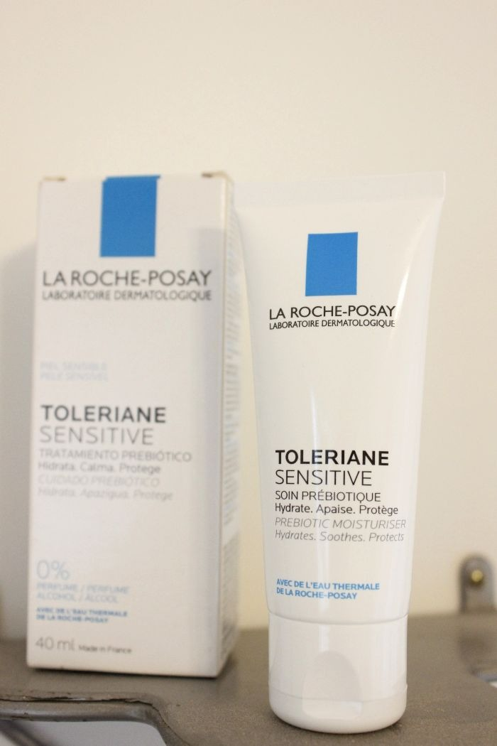 Toleriane Sensitive La Roche Posay resenha hidratante facial pele sensível