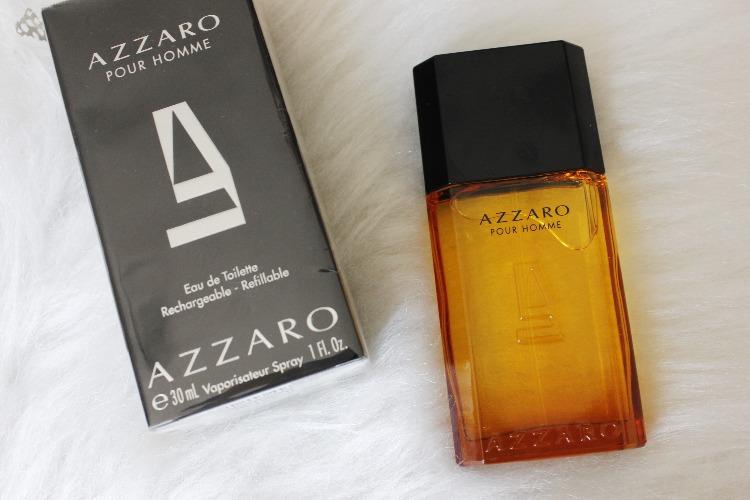 Azzaro Pour Homme – resenha de perfume masculino