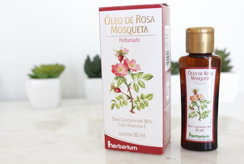 Óleo Rosa Mosqueta Herbarium resenha
