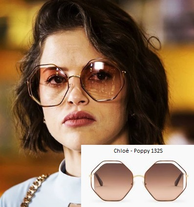 Óculos de Sol Jô - Agatha Moreira - A Dona do Pedaço
