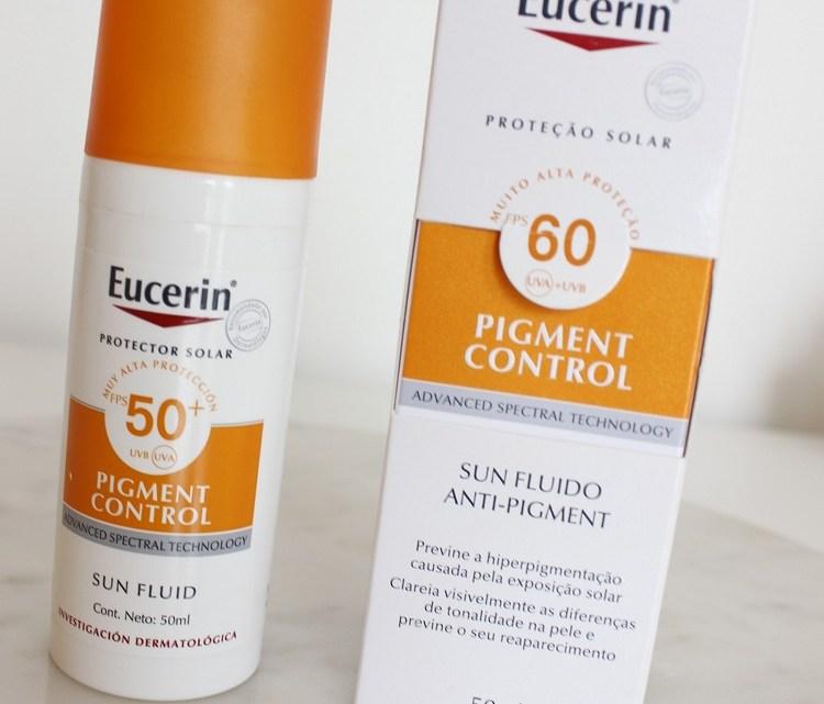 Eucerin Pigment Control – resenha de protetor solar clareador