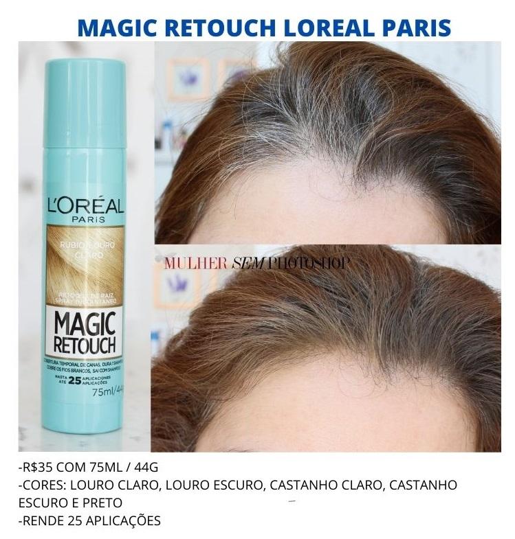 loreal Magic Retouch cores