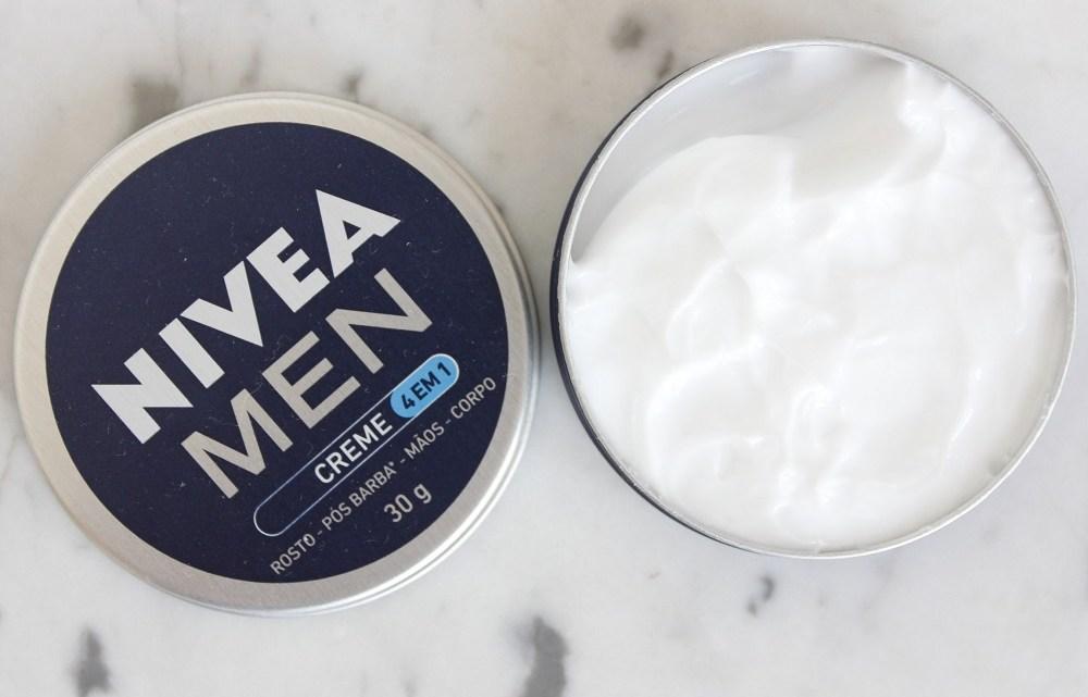 Nivea Men Creme facial hidratante para homens – resenha