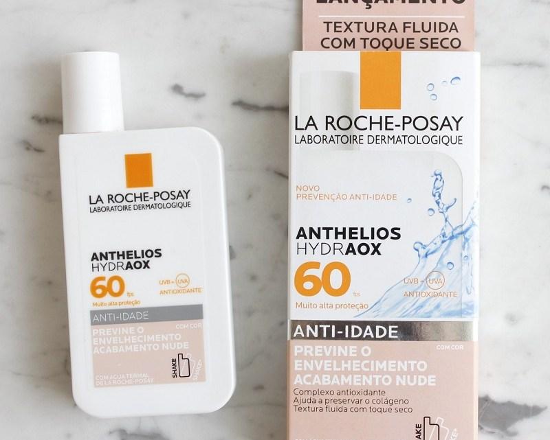 Hydraox com cor resenha – como fica a cor na minha pele?