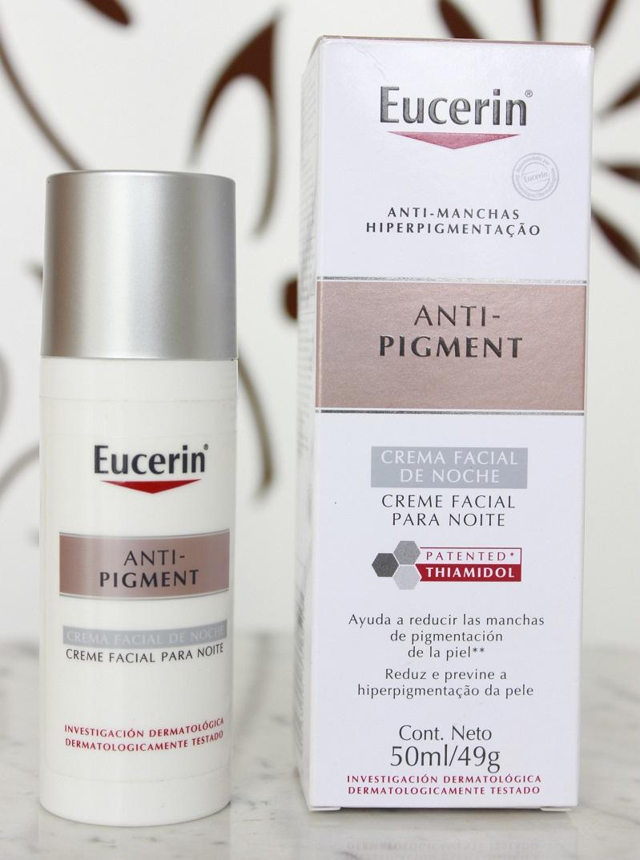 Eucerin Anti Pigment Noite resenha