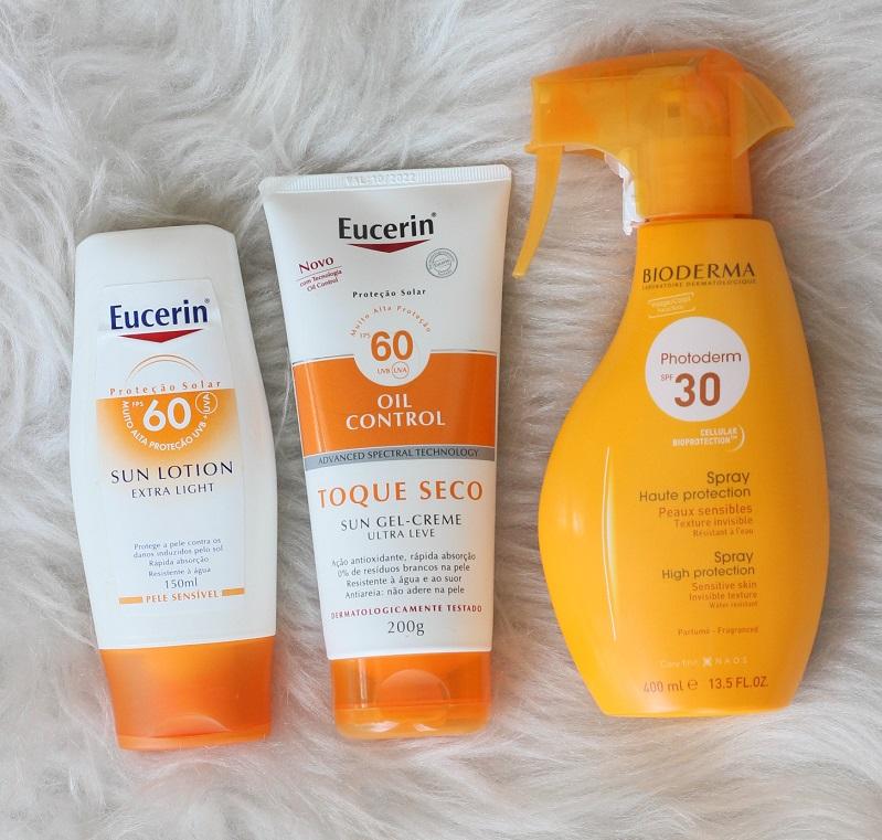 Melhor protetor solar corporal