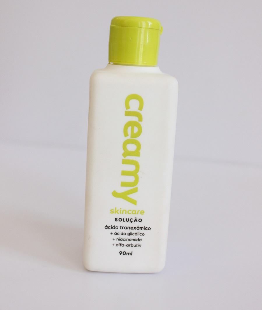 Acido Tranexâmico Creamy resenha