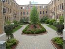 lovely inner courtyard