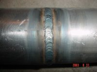 Exhaust project is under way... - Weld Talk Message Boards