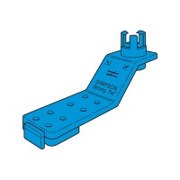 Anchor Bolt Holder 7/8 (Anchormate)  Muller Construction