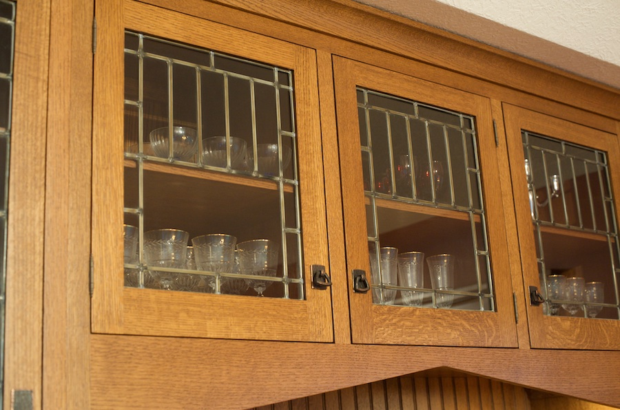 Mullet Cabinet  Craftsman Style Kitchen
