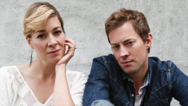 Jill and Matthew Barber (Image: Vanessa Heins)