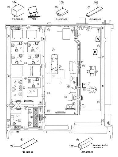 Kenwood TS-2000/X Transceiver TS2000X TS2000/X TX Manual