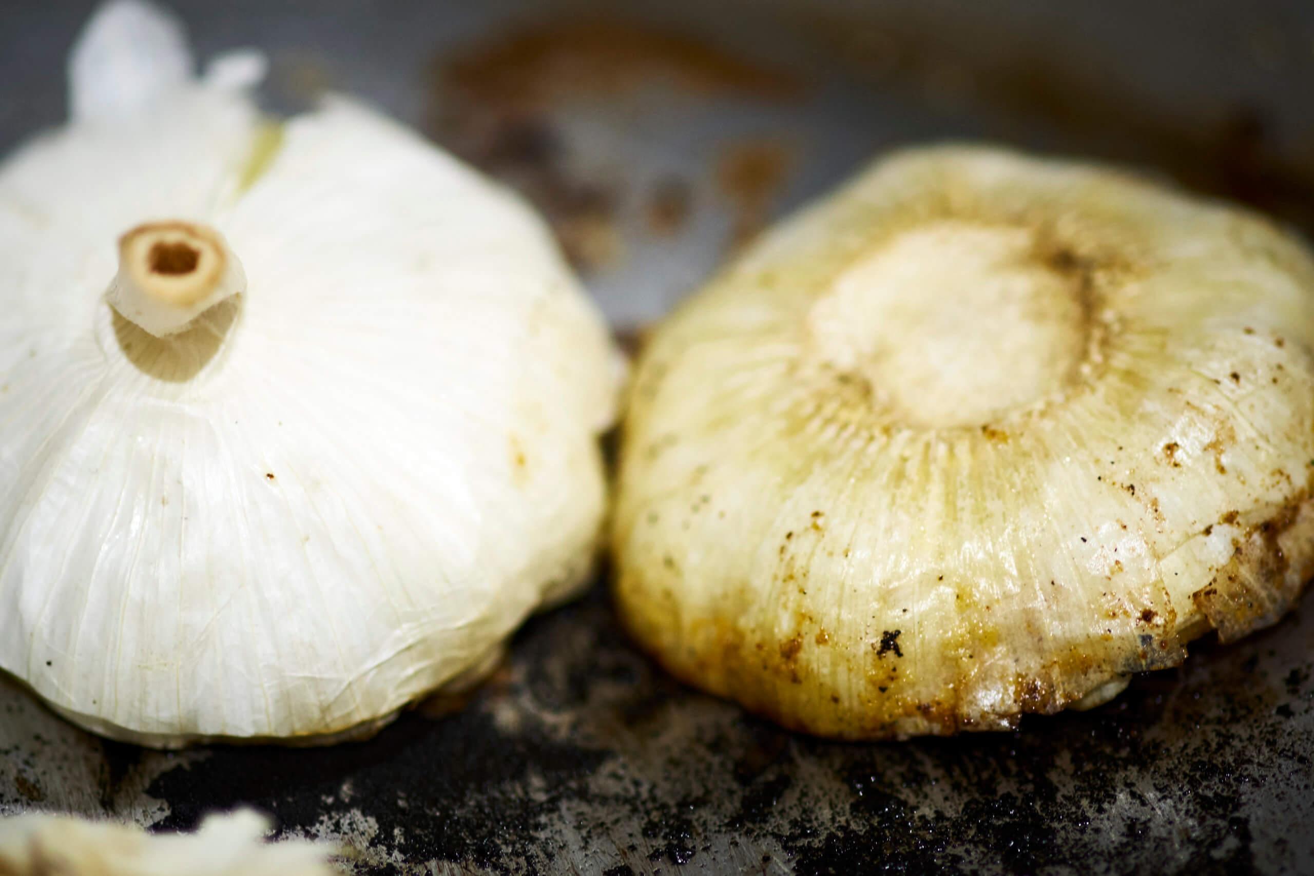 Mullixhiu Produce Garlic