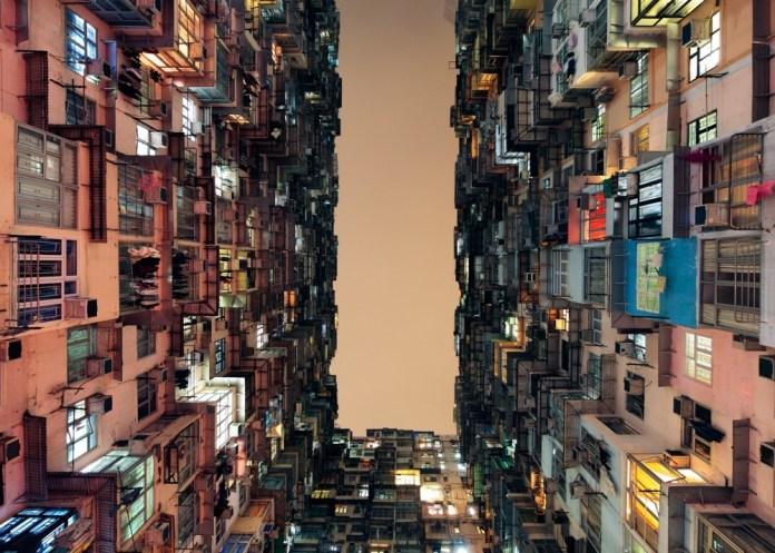 Apartamentos em Hong Kong