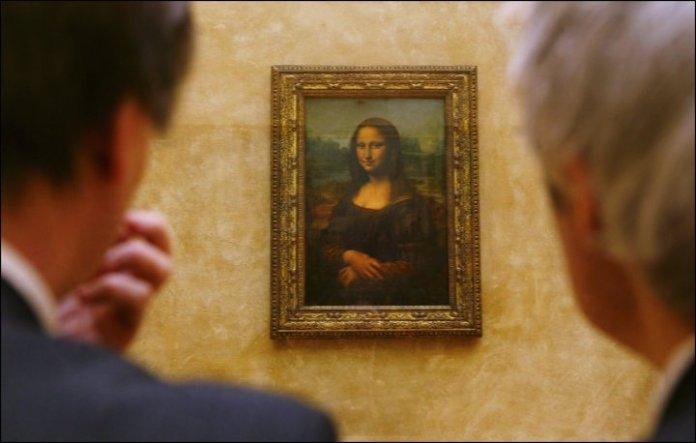 Quadro Mona Lisa