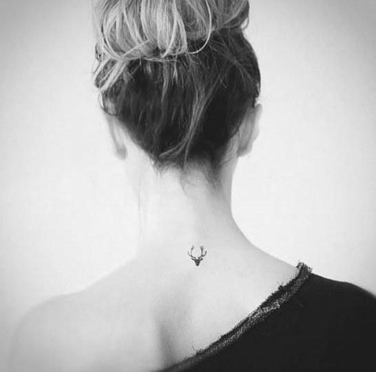 Tatuagens pequenas femininas
