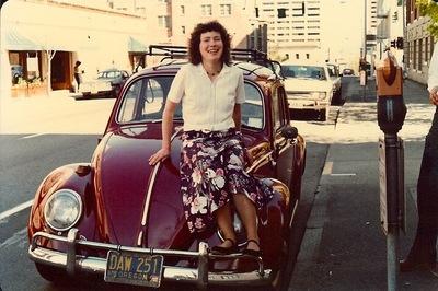 Sue Hagmeier, beloved friend of the MCD