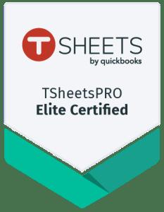 TSheets Pro Elite Certified