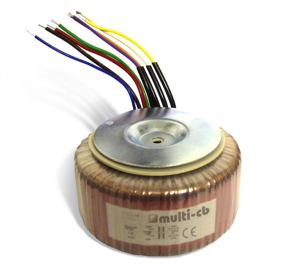 medium resolution of toroidal transformer open style