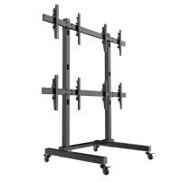 SUPER PC | 2x2 VideoWall Mount Floor-Stand for Large ...