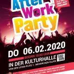 After Work Party 06.02.2020