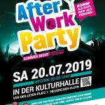 After Work Party Summer Night Edition