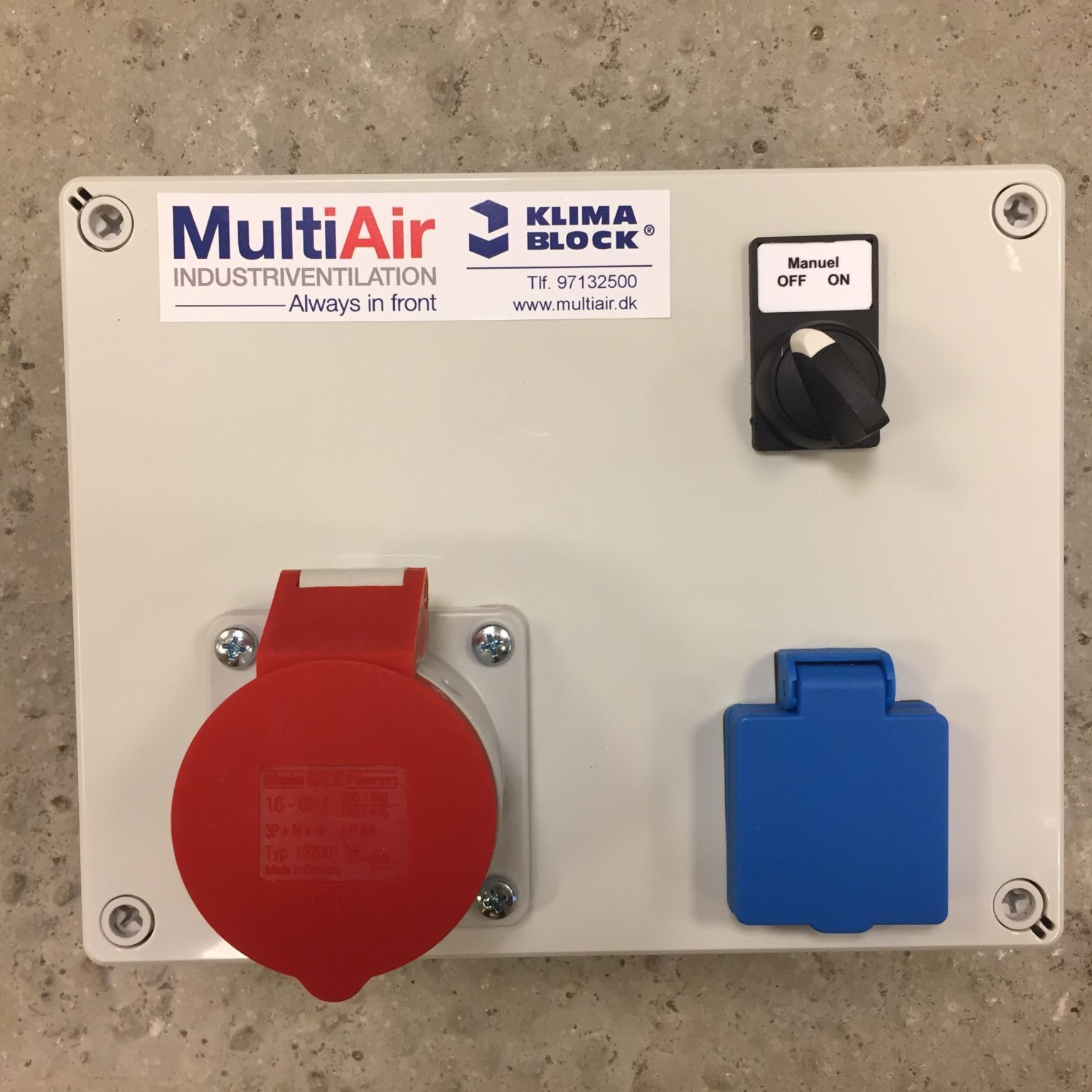smart power box