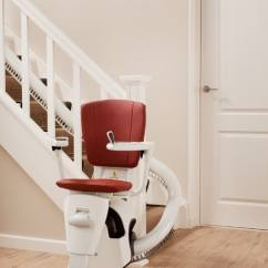 Pride Lift Chairs Shower Tub Bench Chair Thyssen Flow 2 Stairlifts - Ii For Narrow Stairs | Multicare Mobility