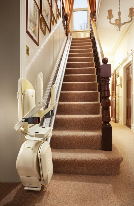 New BrooksAcorn 130 Straight Stairlift  Multicare