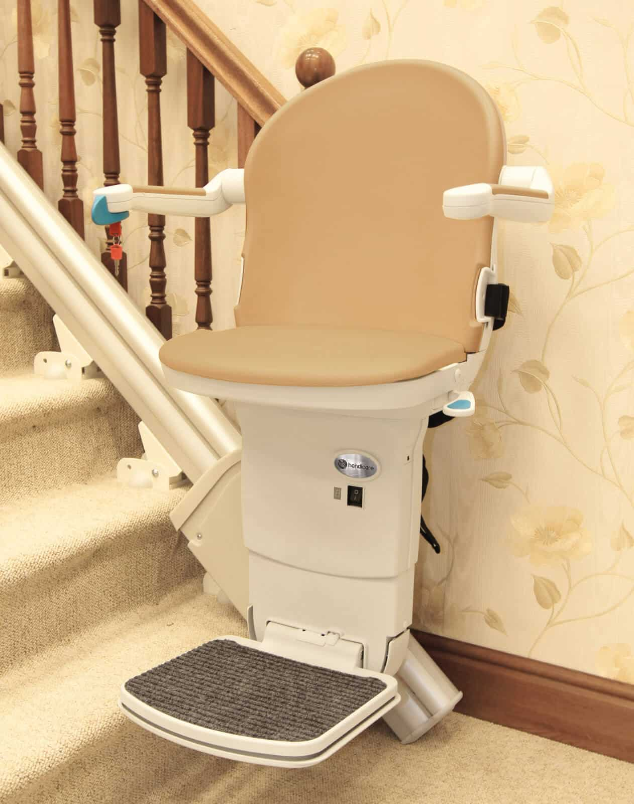 stair elevator chair lift reviews handicare 1000 xxl 31 5 stone multicare stairlifts uk