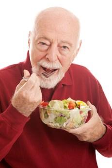 Seniors refusing to eat