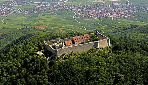 Hohlandsbourg