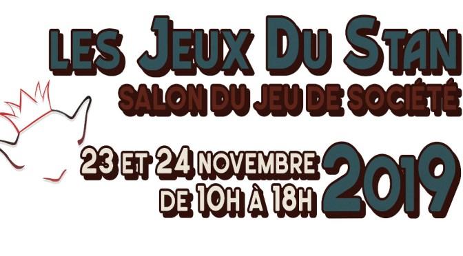 ANIMATION : LES JEUX DU STAN 2019 (NANCY)
